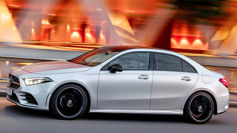 Mercedes-Benz A-Class Sedan 2020