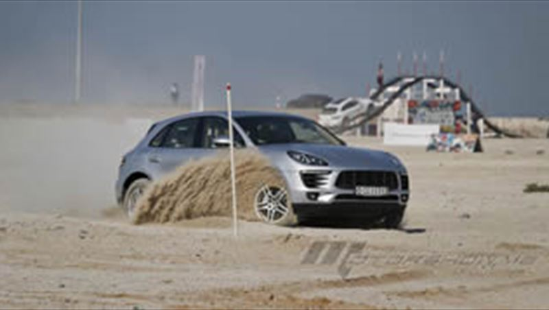 Porsche Macan S and Turbo 2014