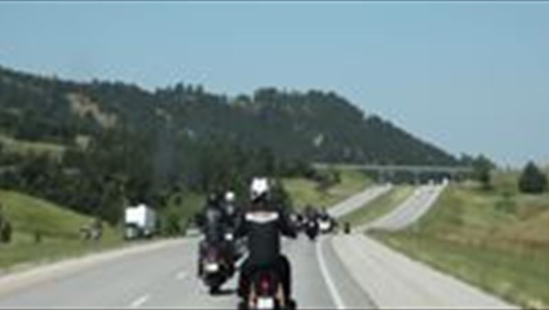 Sturgis Motorcycle Rally 2014