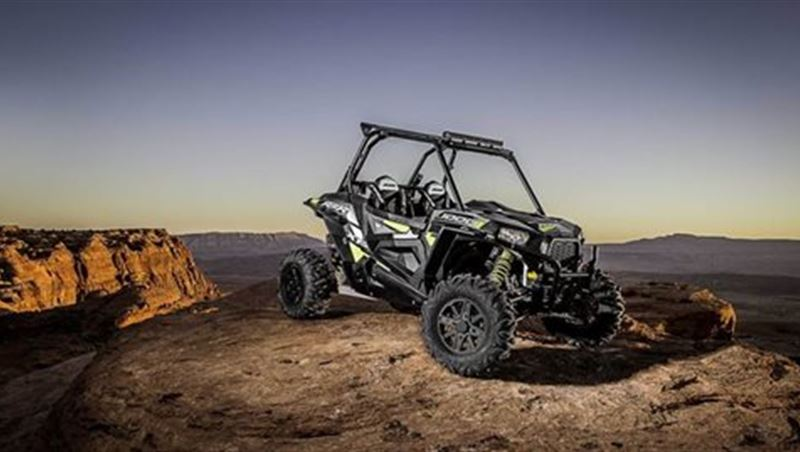 Polaris RZR 1000 Fox 2015