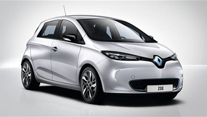Renault Electric Vehicles 2015