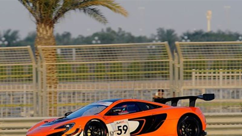 Gulf 12 Hours Race 2014 in YMC