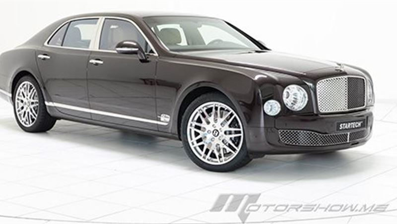 Bentley Mulsanne by Startech 2016