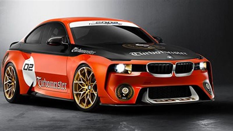 BMW 2002 Hommage and Hommage Turbo 2016