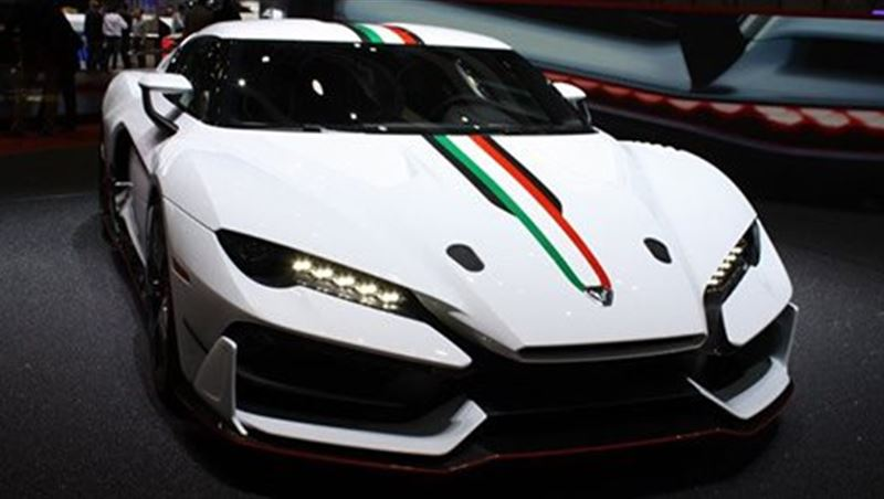 Italdesign Zerouno 2017