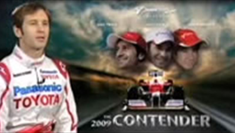 Toyota F1 2009 (The Contender) Film Making Of
