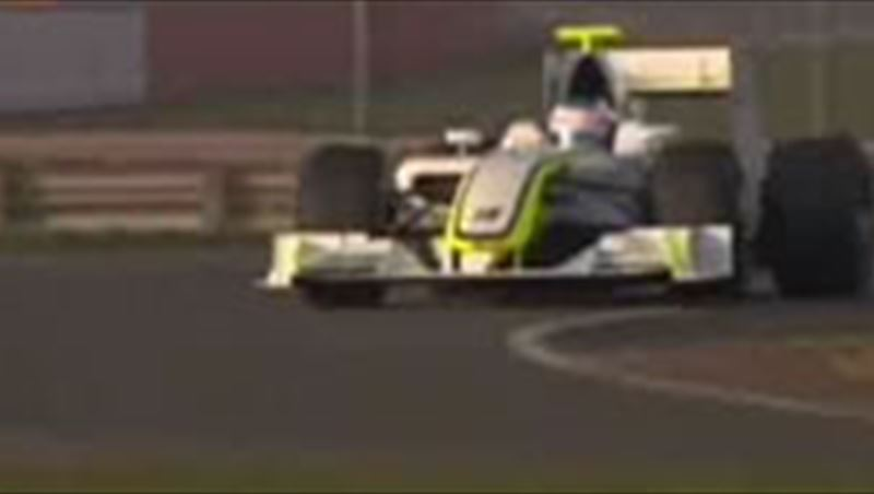 Brawn GP Introduction 2009