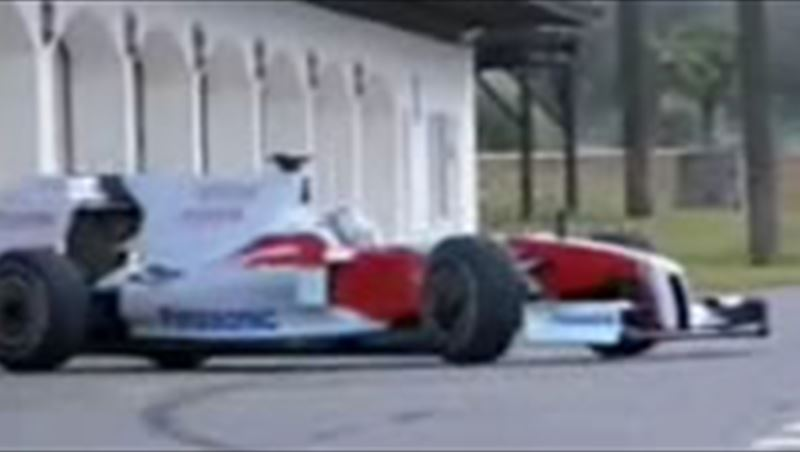 Toyota TF109 of 2009