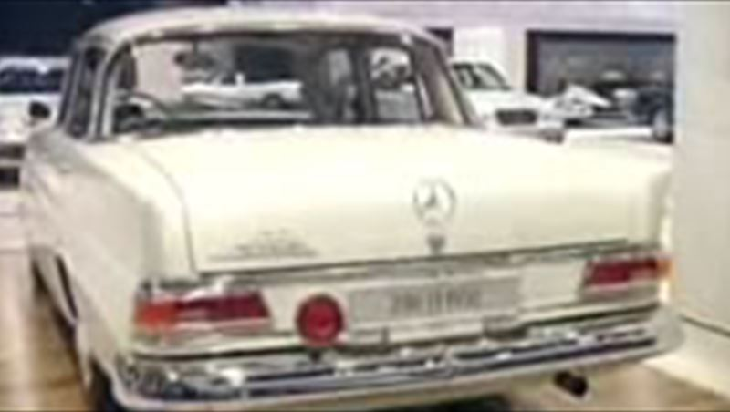 Mercedes E Class History through 70 years