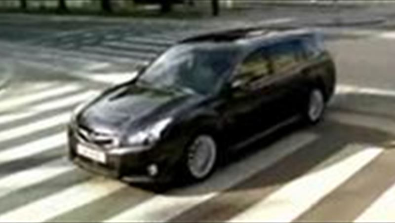 Subaru Legacy Wagon TVC (Down to Earth) 2010