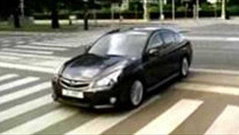 Subaru Legacy Sedan TVC (Down to Earth) 2010