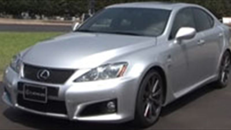 Lexus IS-F 2011