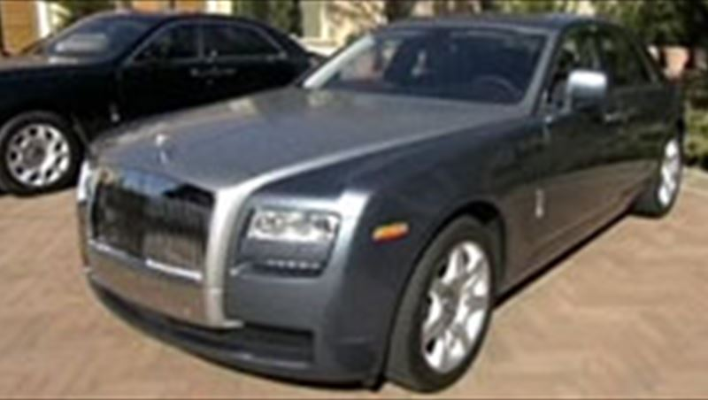 Rolls Royce Ghost 2011