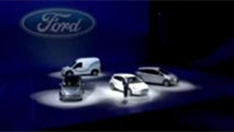 Ford, Chevrolet, GMC, Cadillac, Dodge at Geneva Motor Show 2011