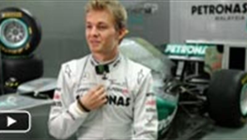 MGP Racing Overall by Nico Rosberg