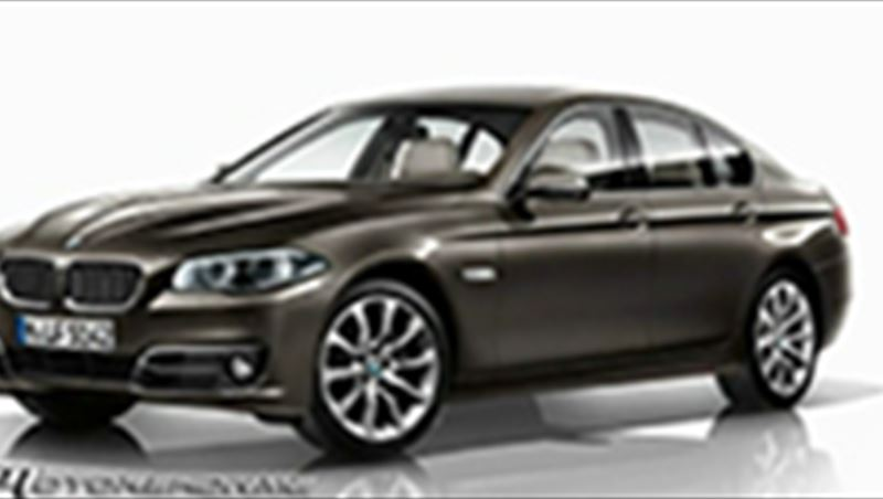 BMW 5 Series Heritage 2013