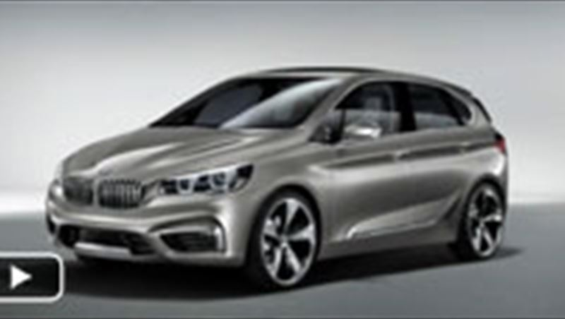 BMW Active Tourer 2013