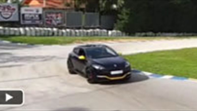 Renault Megane RS Red Bull Edition 2013