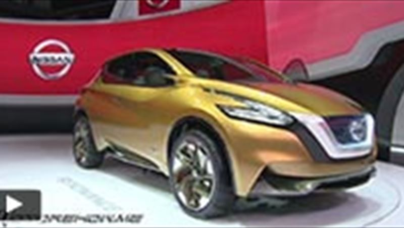 Nissan and Infiniti at 2013 Geneva Motor Show