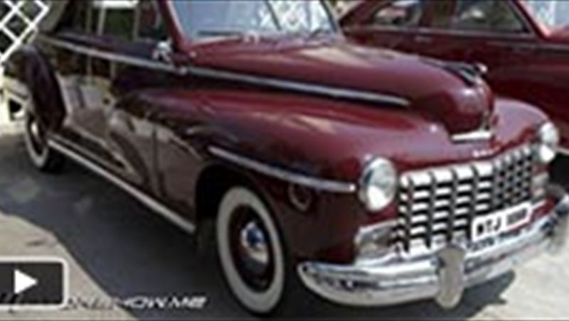 Indian Classic Car Concours D
