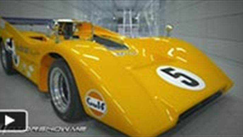 The famous McLaren GT3 Can-Am name back on track in the 50th year of McLaren 2013