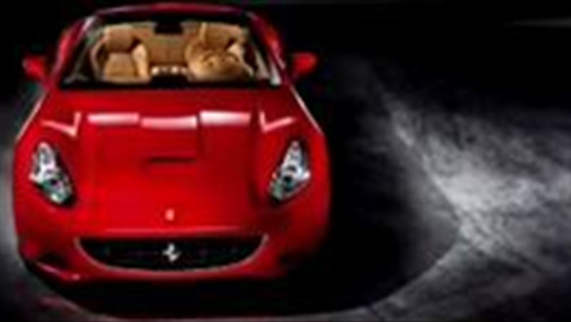 Ferrari California at Yas Marina Circuit including Interview Pietro Innocenti (GM Ferrari MENA)