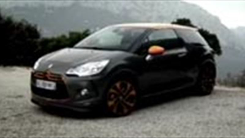 Citroen DS3 and High Rider 2011