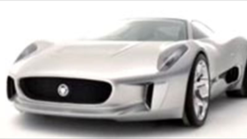 Jaguar CX-75