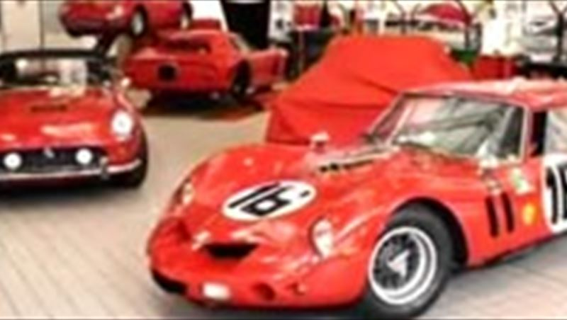 Ferrari History of Passion