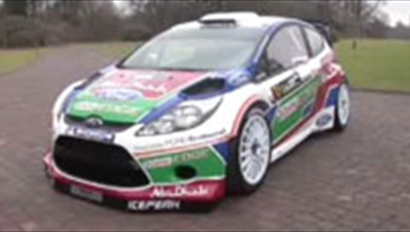 Ford Fiesta WRC RS 2011