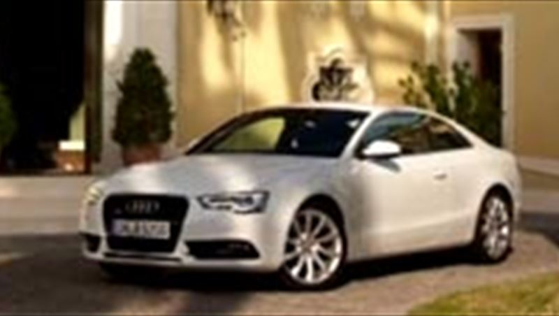 2012 Audi A5 and S5
